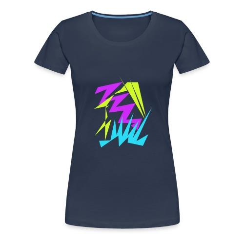 Farben Chaos - Frauen Premium T-Shirt