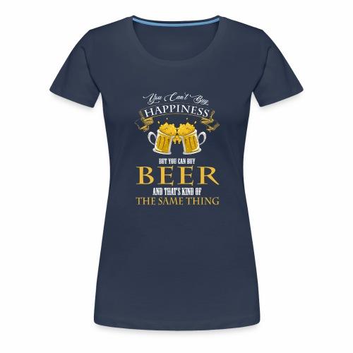 The Same Thing - Frauen Premium T-Shirt