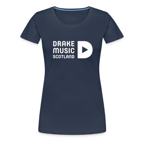 -CMYK-white - Women's Premium T-Shirt