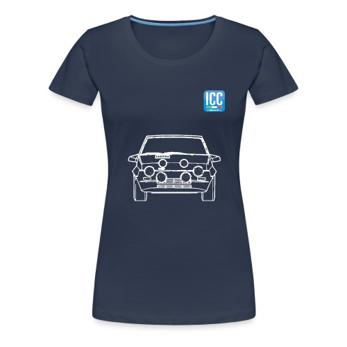 icc2011c - T-shirt Premium Femme