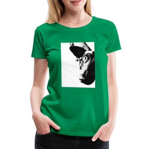 Einauge - Frauen Premium T-Shirt