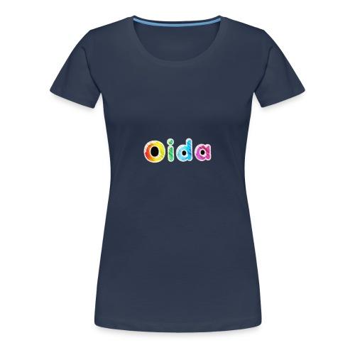 Oida Bekleidung ;) - Frauen Premium T-Shirt