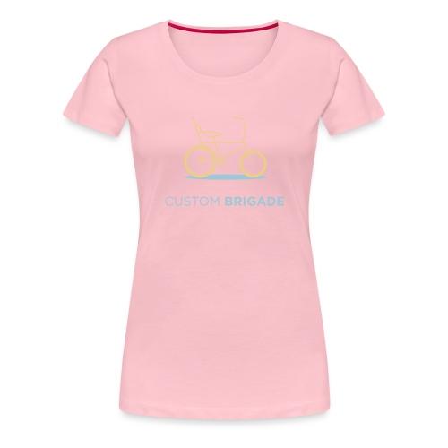 flatvelo - T-shirt Premium Femme