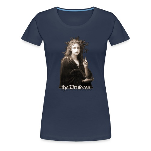 Druidessa - Maglietta Premium da donna