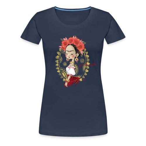 frida - Maglietta Premium da donna