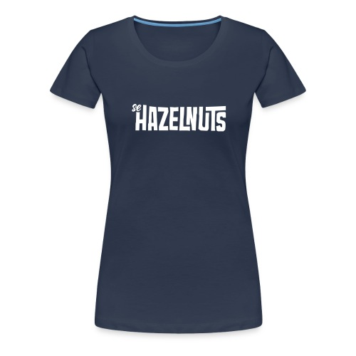 se Hazelnuts 1 - Frauen Premium T-Shirt