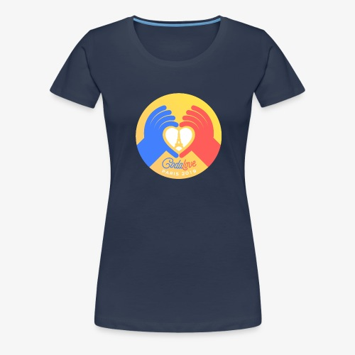 Codalove 2019 - T-shirt Premium Femme