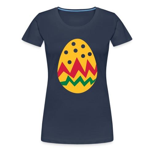 Oster Ei - Frohe Ostern - Frauen Premium T-Shirt