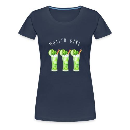 mojito girl - T-shirt Premium Femme