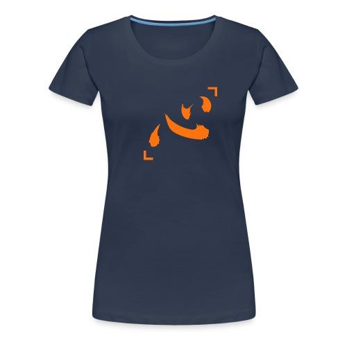 Netero Heart - Vrouwen Premium T-shirt