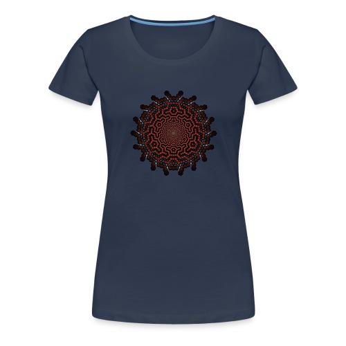 mescalito3 - Frauen Premium T-Shirt