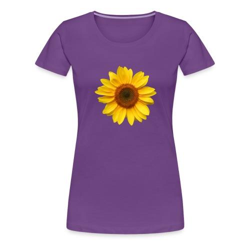 Du bist der Sonnenschein! - Frauen Premium T-Shirt