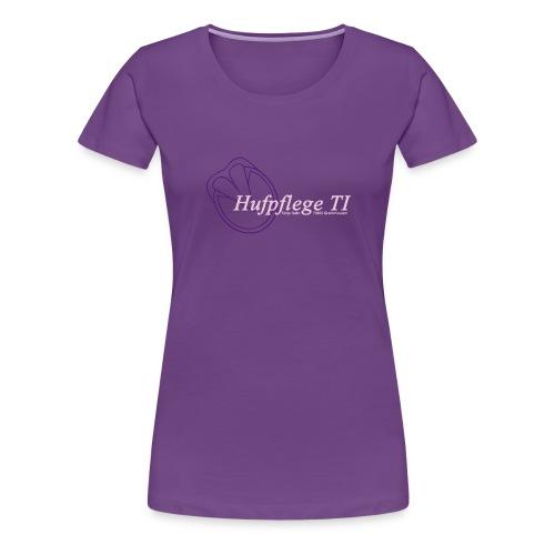 TI_Logo - Frauen Premium T-Shirt