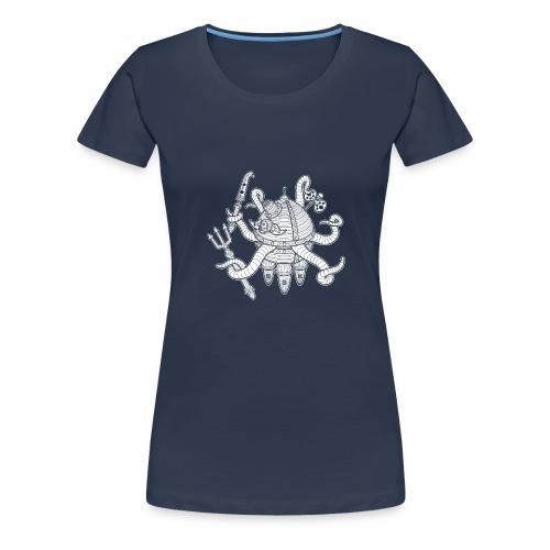 poseidrone - T-shirt Premium Femme