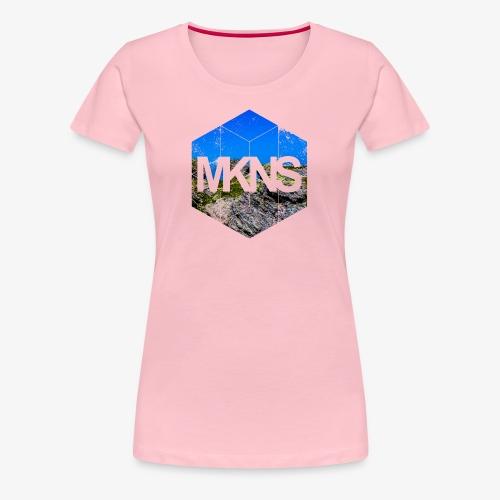 MKNS0002 - Frauen Premium T-Shirt