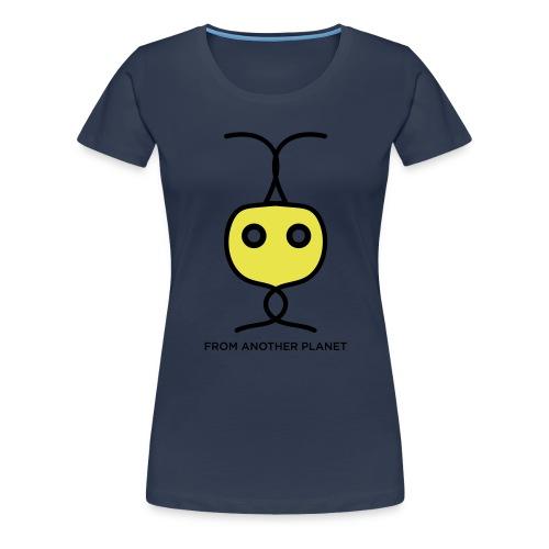 homme vert - T-shirt Premium Femme