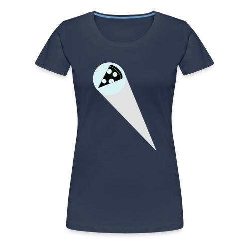 Pizza-Notruf - Frauen Premium T-Shirt