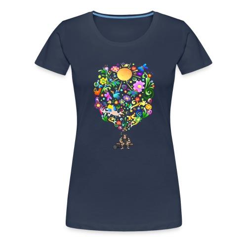 Freedom - Women's Premium T-Shirt