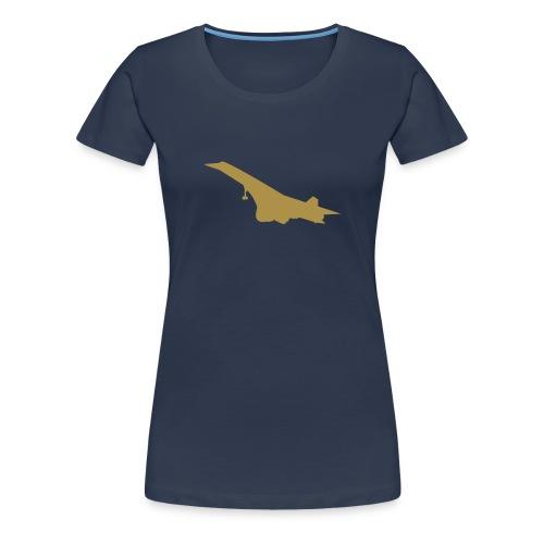 concorde - Frauen Premium T-Shirt