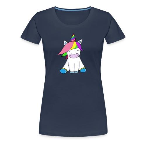Licorne - T-shirt Premium Femme