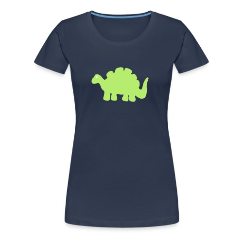 Dino - Frauen Premium T-Shirt