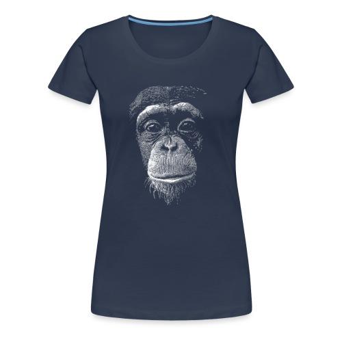 Scimpanzè - Maglietta Premium da donna