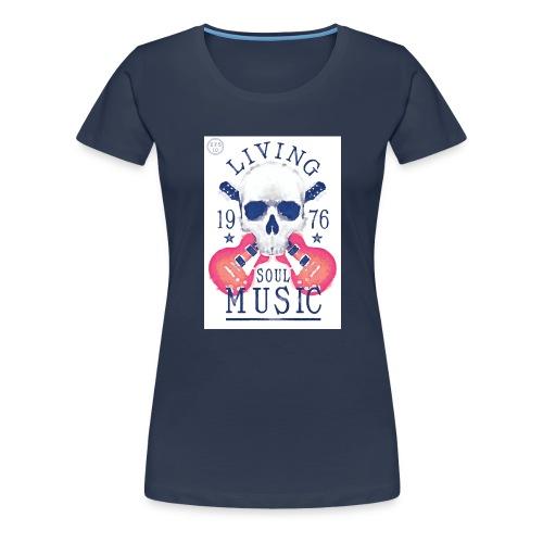 shutterstock_191744201 - Camiseta premium mujer