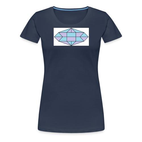 pixelpaint 7 - T-shirt Premium Femme