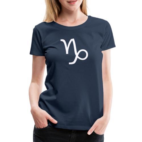 Stenbocken - Premium-T-shirt dam