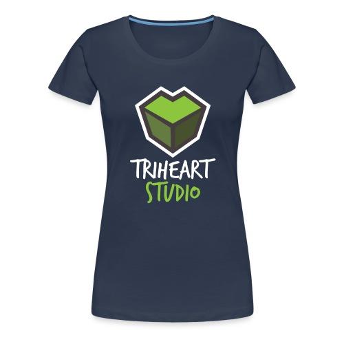Triheart Studio - Dame premium T-shirt