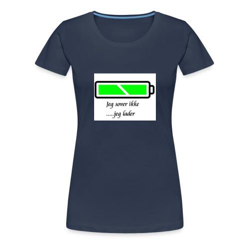 lader_2 - Premium T-skjorte for kvinner