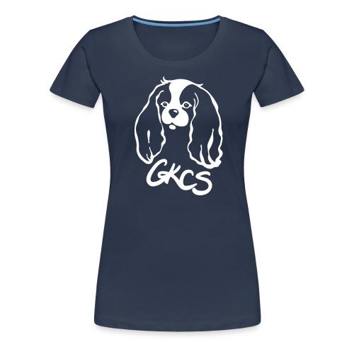 Cavalier King Charles Spaniel - Frauen Premium T-Shirt