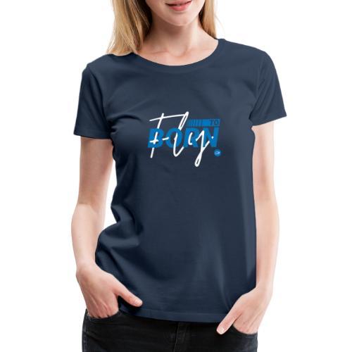 Merchandise 01 BTF white - Women's Premium T-Shirt