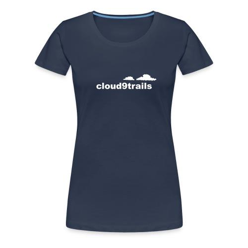 cloud9trails - Women's Premium T-Shirt