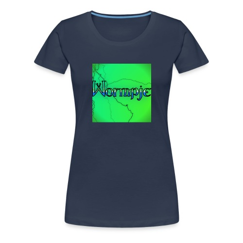 wormpje - Vrouwen Premium T-shirt