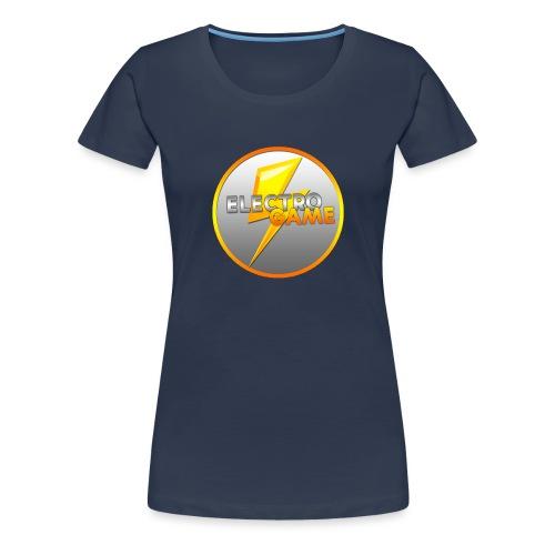 ElectroGame - Maglietta Premium da donna