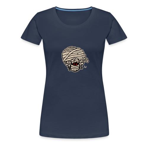 Mummy Sheep - Frauen Premium T-Shirt