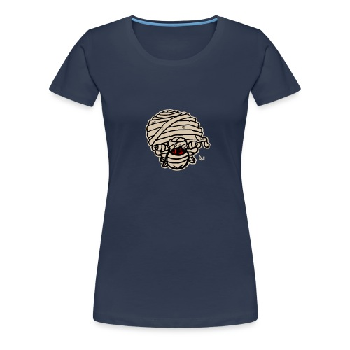 Mummy Sheep - Women's Premium T-Shirt