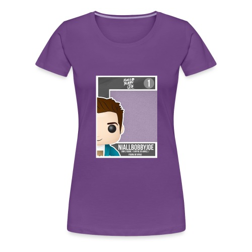 funkopop png - Women's Premium T-Shirt