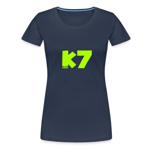 SAMPLE TEXT T-SHIRT - Women's Premium T-Shirt