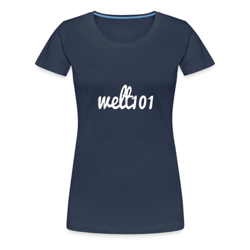 White Collection - Women's Premium T-Shirt