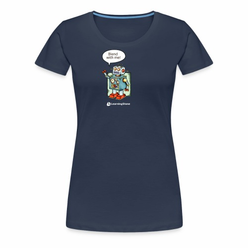 Blend with me - Women's Premium T-Shirt