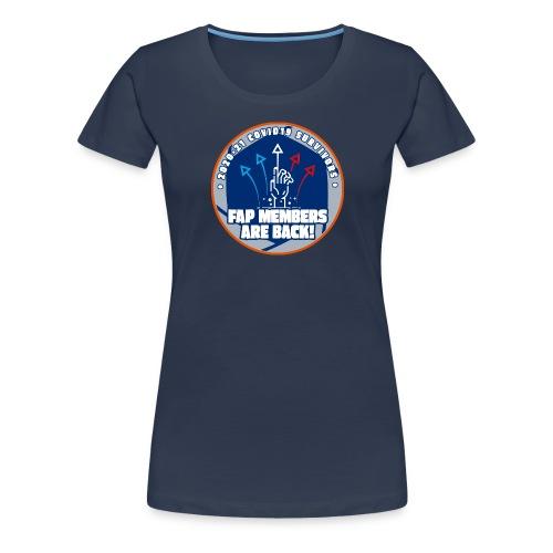 FAP Members are back - T-shirt Premium Femme