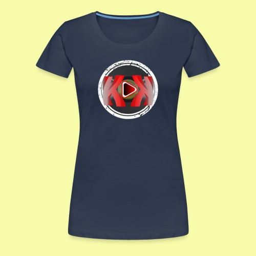 ELEKTRUNK LOGO - T-shirt Premium Femme