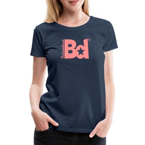 Kelennkoad Bd - T-shirt Premium Femme