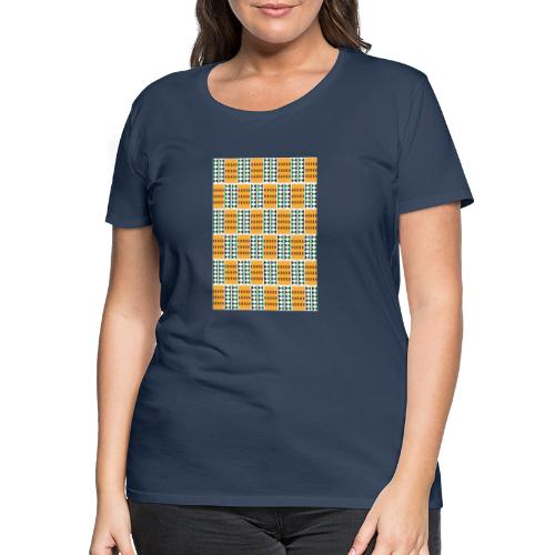 Design Malawi - Vrouwen Premium T-shirt
