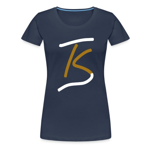 tanstudio kunauer ohne Text Weiss - Frauen Premium T-Shirt