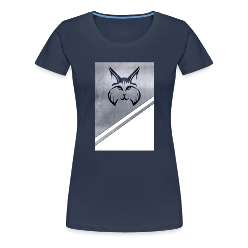 CatSteel - T-shirt Premium Femme
