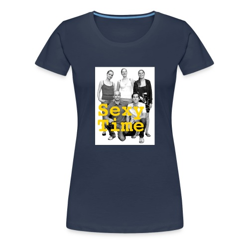Sexy Time by TM - Frauen Premium T-Shirt