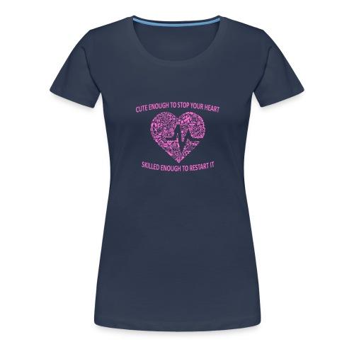 Søt kopp - Premium T-skjorte for kvinner